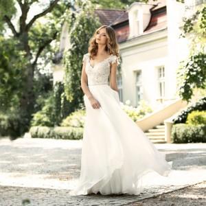 A&A suknia ślubna 42
